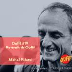 Portrait de Oufff - Michel Poletti
